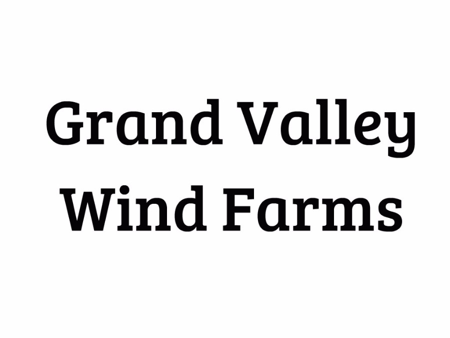 Grand Valley Wind Farms