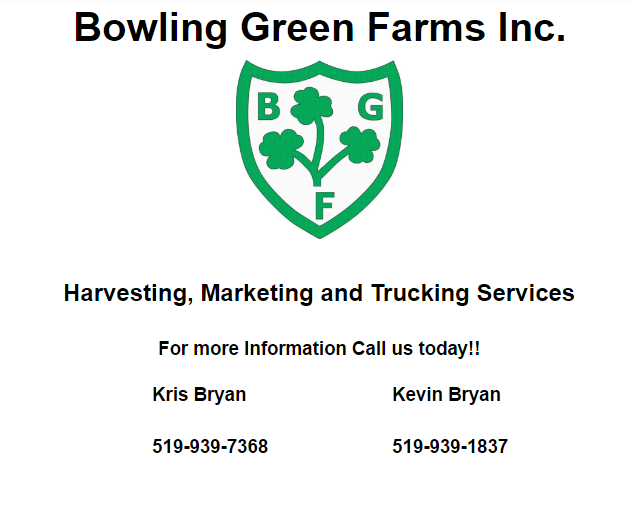 Bowling Green Farms Inc.